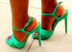 How To Wear Heels Comfortably via NuSophisticate