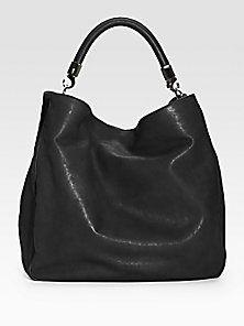 Puma blue zippered bag