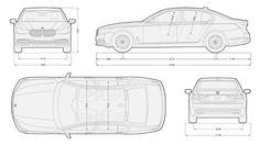 BMW radu 7 Sedan: Technické údaje