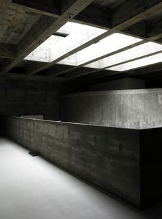 Concrete house by Mendes da Rocha.