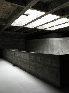 Concrete house by Mendes da Rocha.