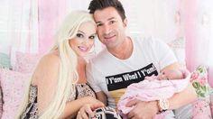 Daniela Katzenberger und Lucas Cordalis sind seit August Eltern der kleinen Sophia.