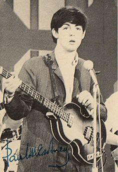 Paul McCartney Miami 1964