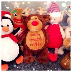 Personalised christmas gift. Keepsake
