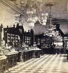 24 Rare Photos of Stores in the Victorian Era | History Daily