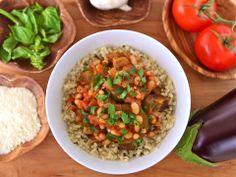 Italian Vegetable Quinoa Bowl