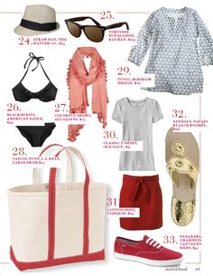 50 Classics for Your Closet 4 - Matchbook Magazine