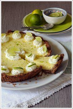 Key Lime Pie, Crostata al Lime Americana: http://www.pixelicious.it/2015/03/13/key-lime-pie-crostata-al-lime-americana/
