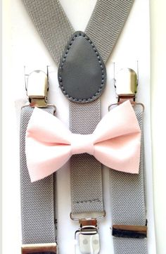 Bow tie, suspenders, kids fashion, boys accessories, chevron, polka dot, wedding, ring bearer, groomsmen, spring photos, photoshoot, photo prop: www.bowtiefun.com
