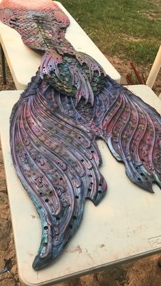Beauty and Brine mermaid tails