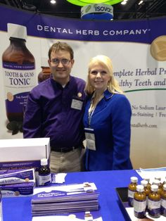 One of our biggest fans, Wendy Briggs, from Hygiene Diamonds. www.dentalherb.com    Made in the USA   #natural  #madeintheusa #dental #herbal #organic #holistic #naturaldentalproducts