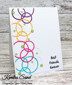 Best Friends Forever by jksand - Cards and Paper Crafts at Splitcoaststampers