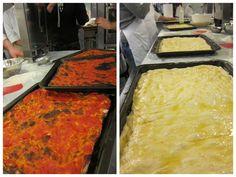 pizza al taglio - Roman Pizza