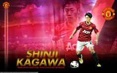 Wide Shinji Kagawa Best HD Wallpapers 2013