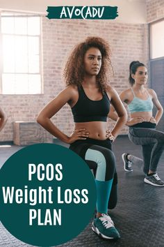 Polycystic Ovary Syndrome (PCOS) is an uncomfortable disease that is unfortunately VERY common in women. We're going to talk specifically about how to LOSE WEIGHT with PCOS. #avocadu #pcos #losingweight #dietandweightloss Polycystic Ovary Syndrome Pcos, Lose Weight Quick, Weight Loss Plans, Weight Loss Motivation, Lost, Exercise, Workout, How To Plan, Fitness