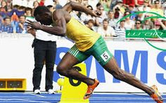 Usain Bolt!!!! xx