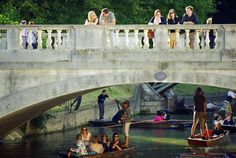 Because bridge-hopping will make your heart race. | 58 Reasons Living In Cambridge Ruins You For Life
