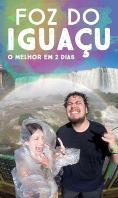Roteiro em Foz do Iguaçu! Os melhores passeios em 2 dias, assista o vídeo!!!