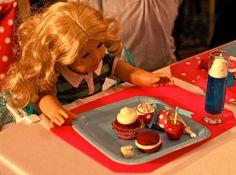 Eyecandy: All American Girl Birthday Party