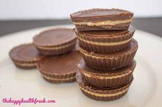 Peanut Butter Cups - Vegan, Keto, Low-Sugar 4