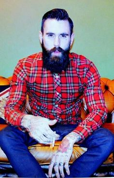 ricki hall beard fred perry - I'm convinced ricki hall is the sexiest man ever to live.