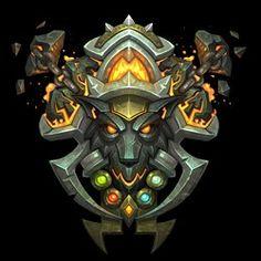 Shaman crest world of warcraft