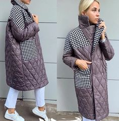 Fashion 2020, Kids Fashion, Winter Fashion, Womens Fashion, Vintage Coat, Abaya Fashion, Knit Dress, Winter Jackets, Clothes For Women