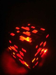 Minecraft Light Up Redstone   15 Incredibly Unique Minecraft Toys That'll Take Your Geekiness To New Levels