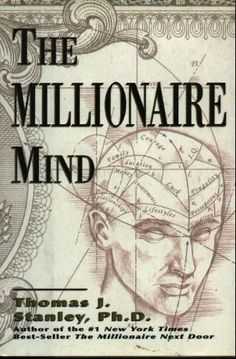 The Millionaire Mind by Thomas J. Stanley - also highly recommended. #personalfinance