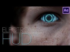 High Tech HUD Frames - After Effects Tutorial (Futuristic Design) - YouTube