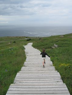 Most easterly point of North America -   Cape Spear, Newfoundland