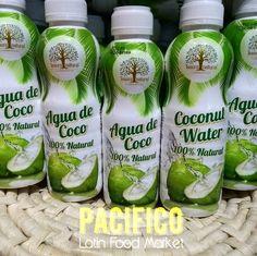 """24 Likes, 1 Comments - Pacífico Market (@pacificomarket) on Instagram: """"Ahora que está llegando el verano, el agua de coco 100% natural es perfecta para quitar la sed e…"""""""