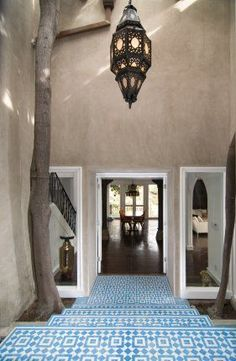 Moroccan Design Ideas, Pictures, Remodel, and Decor - page 14 Moroccan Design, Moroccan Decor, Moroccan Style, Moroccan Blue, Modern Moroccan, Hotel Riad, Exterior Design, Interior And Exterior, Design Hotel