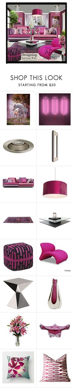 """The Art Of Living~"" by rj-cupcake ❤ liked on Polyvore featuring interior, interiors, interior design, home, home decor, interior decorating, Intense, Mitchell Gold + Bob Williams, Innermost and Chandra Rugs"