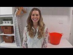 Como desencardir meias, panos de prato e roupas brancas   Organize sem Frescuras! - YouTube