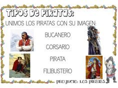 LOS PIRATAS Proyecto: Pirates, Picasso, Ideas, Activities, Pirate Songs, School Starts, Boy's Day, Projects, Children