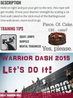 Top 3 Reasons I'm Probably Going to Die at the Warrior Dash — and Why I'm Going Anyway