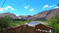 La sierra del Peru