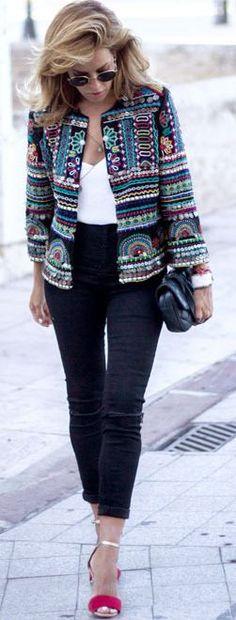 Un-likely Zara Jacket Fall Streetstyle  Inspo #Fashionistas