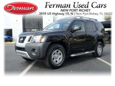 Used Vehicles, Port Richey, Nissan Xterra, Used Cars, 2nd Hand Cars