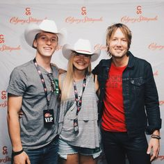 A little meet and greet with shania twain virgin mobile stampede our members got the chance to meet keith urban m4hsunfo