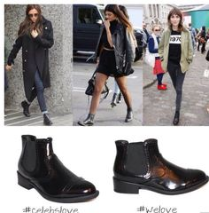 Refresh your look this weekend with our new killer chelsea boots... Celebs love.. We love  Shop now: www.ursteps.com