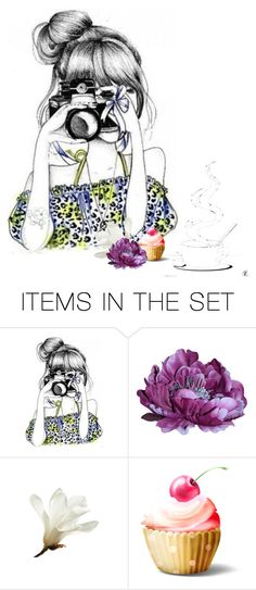 """Take a Picture 2"" by crisvalx-cv ❤ liked on Polyvore featuring art"