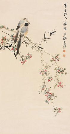 Grands Peintres - peinture chinoise