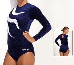 Gymnastics Competition Leotards, Sport Gymnastics, Costume Dress, Cool Costumes, Wetsuit, One Piece, Bodysuits, Sports, Swimwear