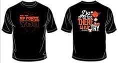 Star Wars theme t-shirt for South Miami Senior High