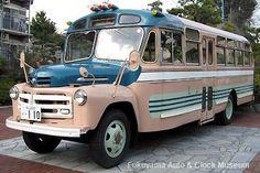 ボンネットバス・ニッサンG590(1957年式,富士重工業)