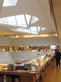 Academic Bookshop, Helsinki by Alvar Aalto