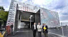 Gallery of Techno-Prisme Storage Depot / Brisac Gonzalez - 2