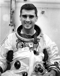 Roger Chaffee (astronaut) - Died January 27, 1967. Born February 15, 1935. One…